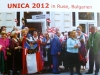 UNICA 2012 in Russe (Bulgarien)
