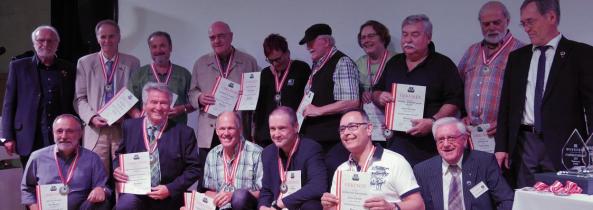 Staatsmeisterschaft 2017 Kufstein –                    Bronze f. Franz Menghin